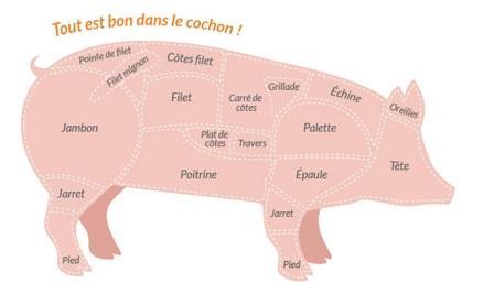 Decoupe porc 1